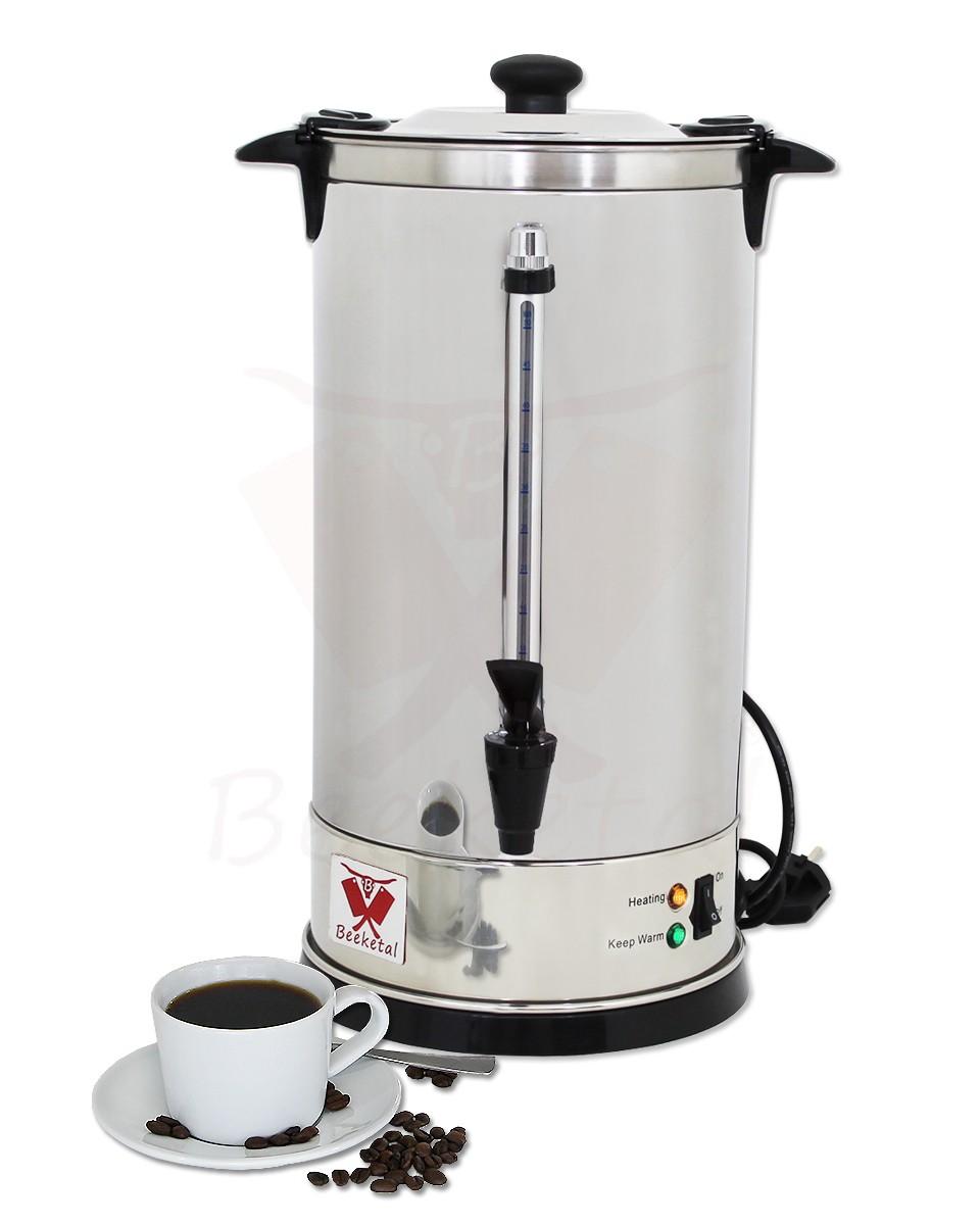 beeketal gastro kaffeemaschine kaffee gastronomie 9l ebay. Black Bedroom Furniture Sets. Home Design Ideas